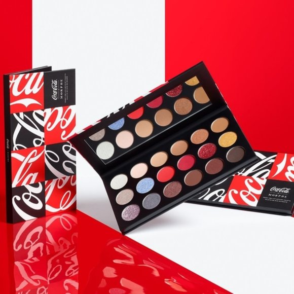 Morphe Other - Morphe x Coca Cola Thirst for Life palette NWT